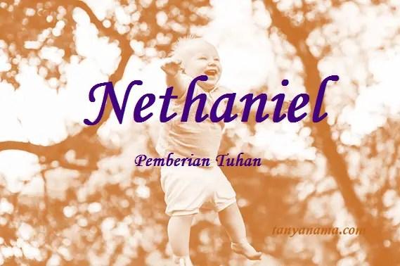 arti nama Nethaniel