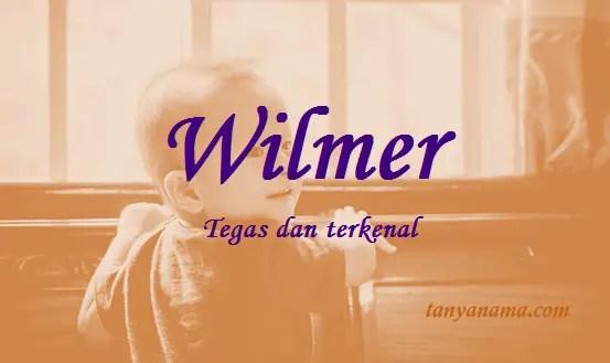 arti nama Wilmer