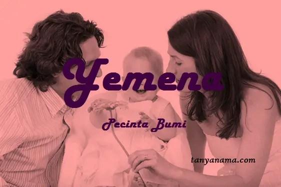 arti nama Yemena