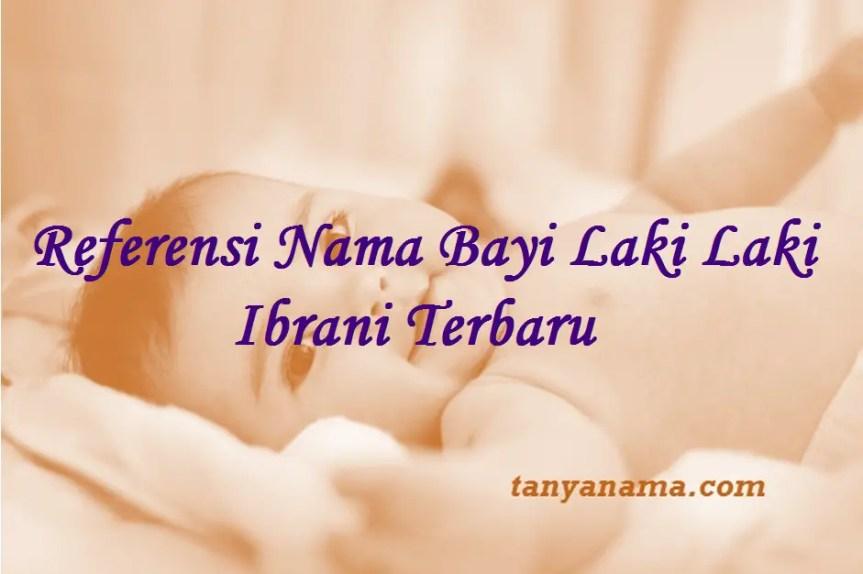 Nama Bayi Laki Laki Ibrani