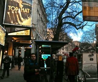 Aldwych Theatre, Aldwych London.