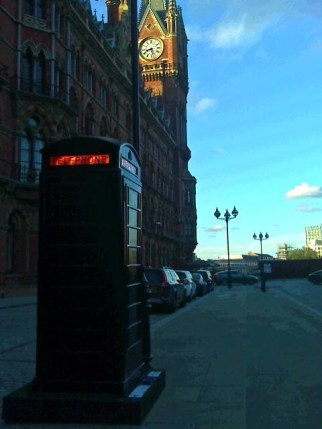 Taxiphoney by Light Bureau