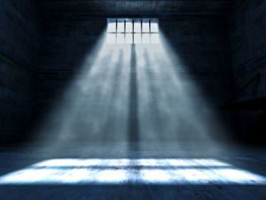 prison-light-through-window
