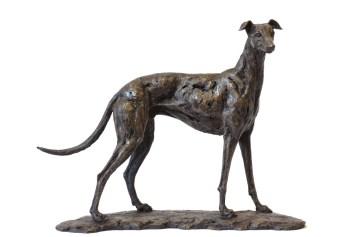 Greyhound - Tanya Russell Dog Sculpture
