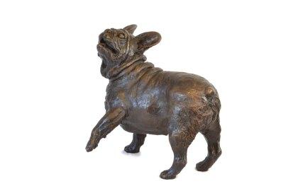 French Bulldog sculpture
