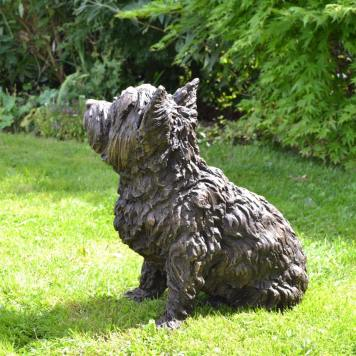 West Highland Terrier sculpture, by Tanya Russell 2