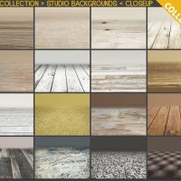 Room Stage C10 Closeup Studio Backgrounds by TanyDiDesignStudio