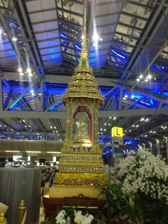 Main Airport in Bangkok