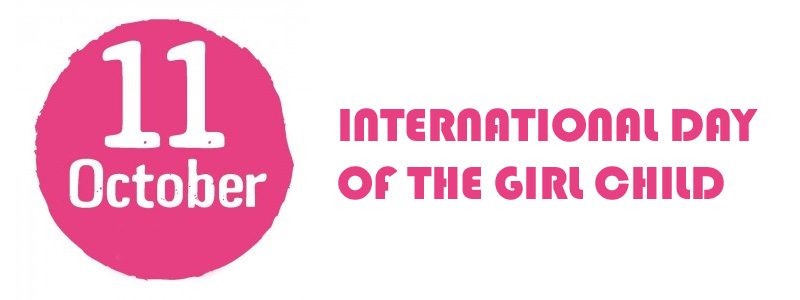 Image result for international girl child day