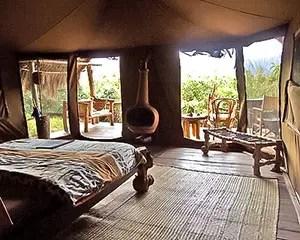 Lodge en Tanzanie