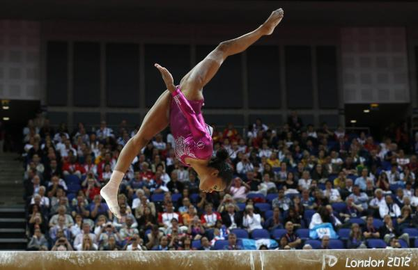 Gabby Douglas Leotards