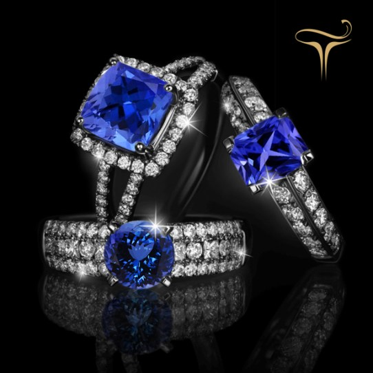 Tanzanite Jewelry Collection
