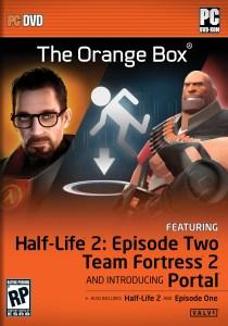 The Orange Box cover
