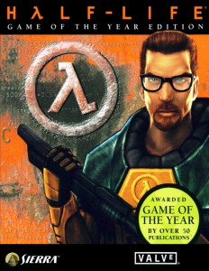 Half-Life game cover