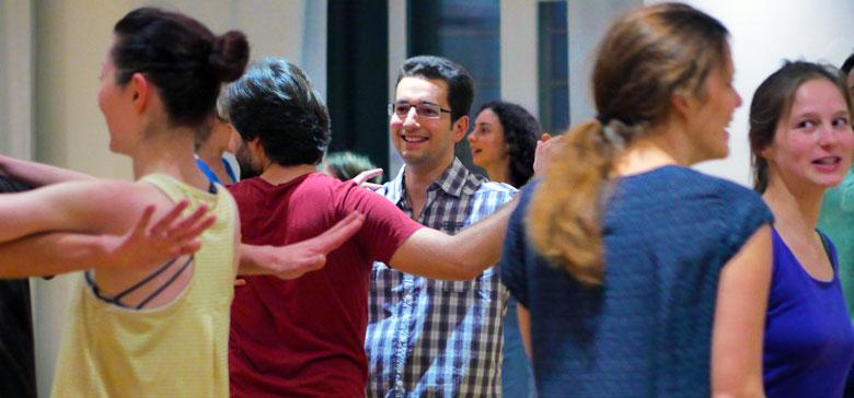 Tanz-Workshops am Wochenende