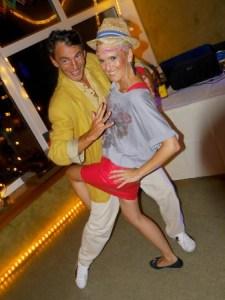 Disco-Chart tanzen lernen