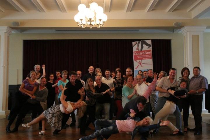 Discofox und Salsa Tanzreise nach Usedom