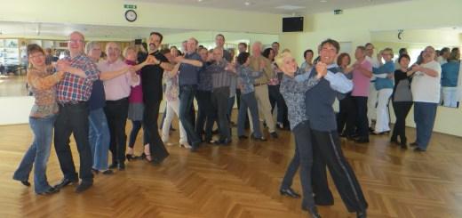 Training des Kreisfachverband Tanzen im KSB Celle am 10.04.2016