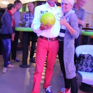 Bowling mit der Tanzsparte der TS-Wienhausen