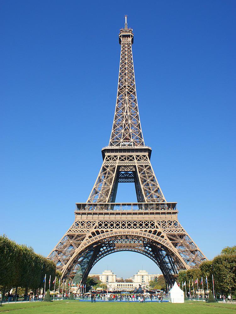 Tanz-Städte-Trip nach Paris
