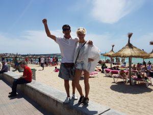 Tanzreise nach Mallorca Mai 2016