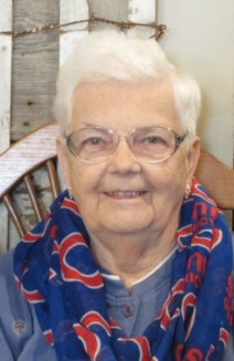 Norma Jean Mowry Picture for Obituary