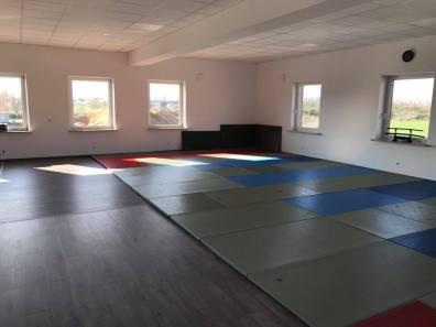 Großer Trainingsraum