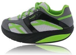 Hokka Running shoes make not happy feet. Free your feet.