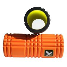 The Grid foam roller by Trigger Point Therapy - for self massage therapy
