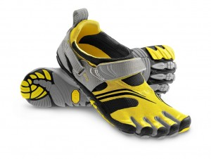 Vibrams Five Finger minimalist shoes. Vibrams Settlement.