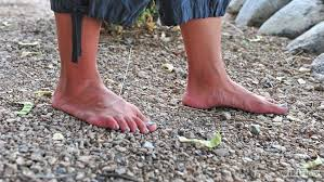 Will going barefoot cure injuries?http://www.wikihow.com/Start-Barefoot-Hiking