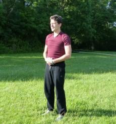 posture debout : un fondamental de la médecine chinoise, l'Homme debout entre Terre et Ciel