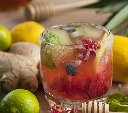 Gesunde Durstlöscher