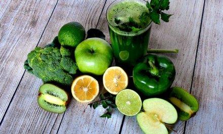 Grüne Smoothies – gut genährt, gut drauf!