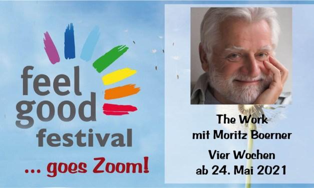 """Workshop zu """"The Work"""" mit Moritz Boerner"""
