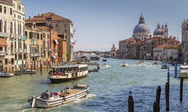 Auf den Spuren des jungen Mozart in Venedig