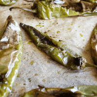 How to Roast Hatch Chiles in the Oven