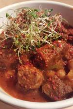 Oriental Beef Stew
