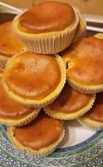 Protein Powder Apple Muffins