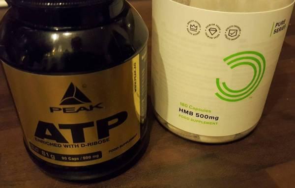Ben Greenfield - ATP + HMB