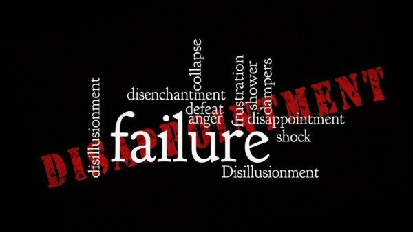 Failure: Words