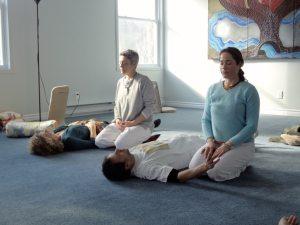 Ki & Heart Meditative Class