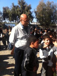 Gaza Dr. Ahmed Tawahina