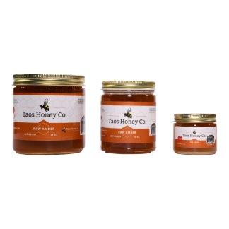 Raw Amber Honey