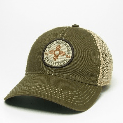 Diamond Patch Trucker