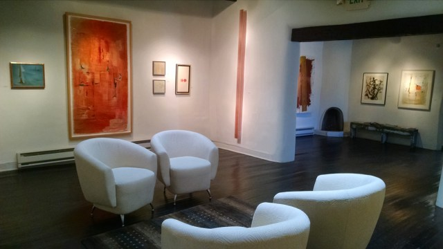 203 FINE ART interior 1