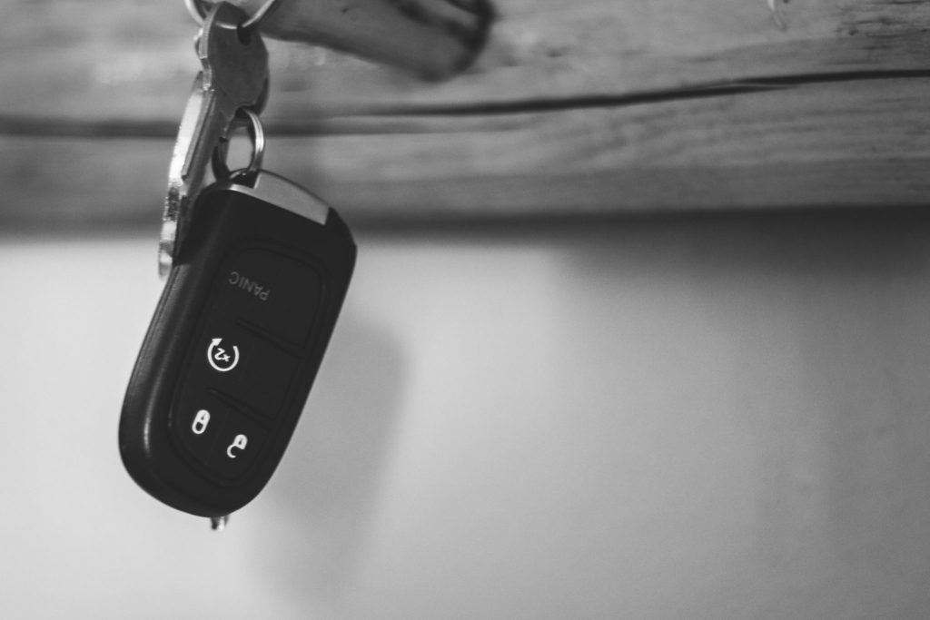 Ram Truck Remote Start Key 2016