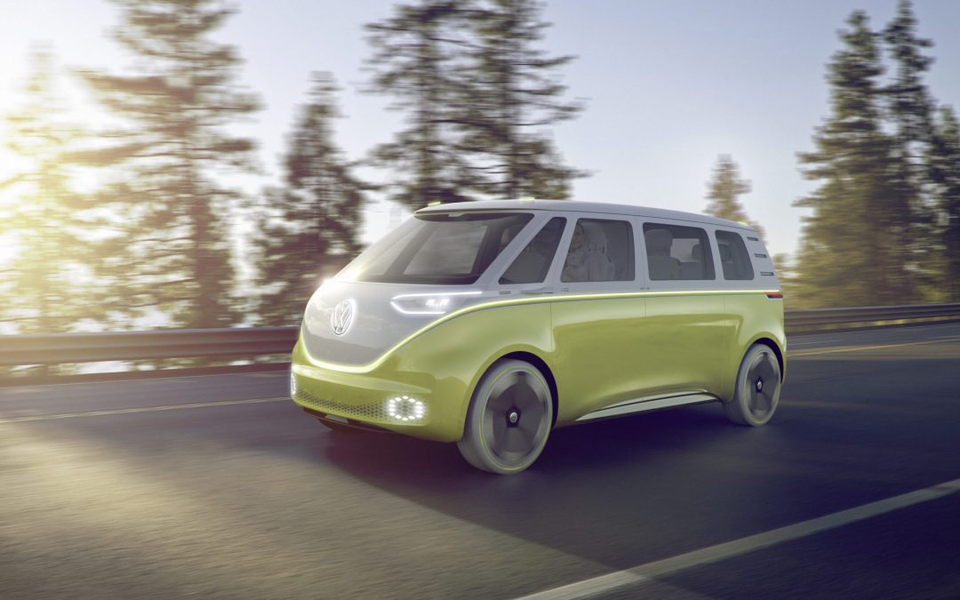 Is The VW Bus/Camper Coming Back?