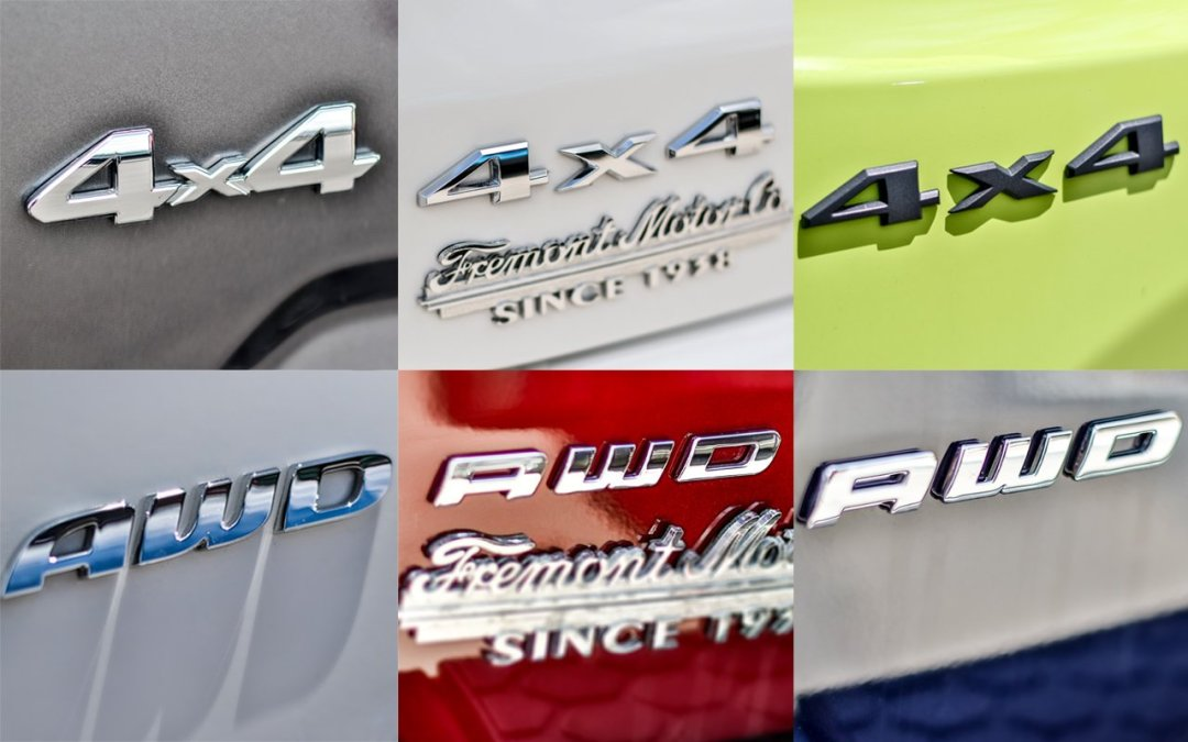 Fremont Motors: Most Fuel Efficient Small AWD/4×4 SUV's