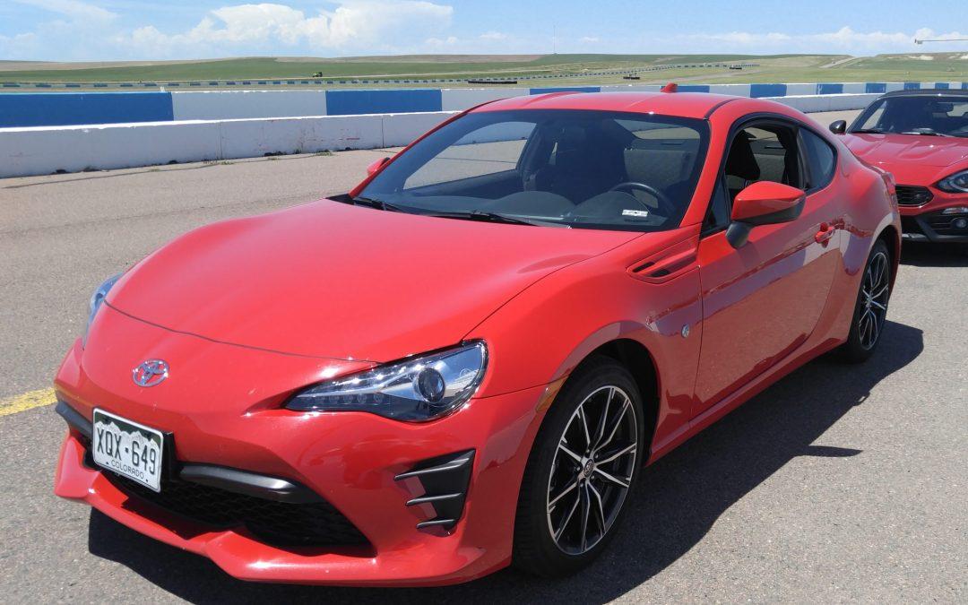 Test Drive: 2017 Toyota 86